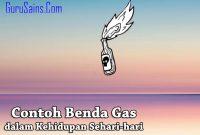 Contoh Zat Gas